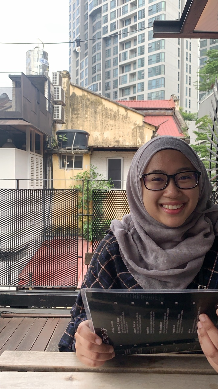 running around bukit bintang  | part one
